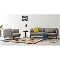 Bộ sofa băng juno Sofa BabyShark 200 x 85 x 75 cm và ghế đơn thumbnail