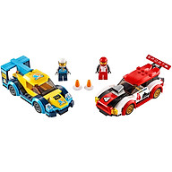 Đồ Chơi Lắp Ghép LEGO City Xe Đua Siêu Hạng 60256 (190 Chi Tiết) thumbnail