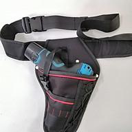 Túi đựng máy khoan pin đeo hông cao cấp thumbnail