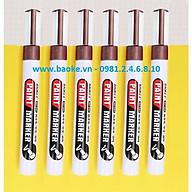 Hộp 6 cây bút sơn Baoke - MP560 màu đồng thumbnail