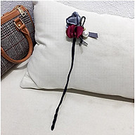 Dây hoa búi tóc đính hoa đại phong cách Hàn Quốc thumbnail