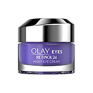 Kem mắt chống lão hoá mạnh Olay Eye Retinol 24 Night Eye Cream 15 ml thumbnail