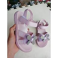 dép sandal trẻ em bé gái khâu đế thumbnail