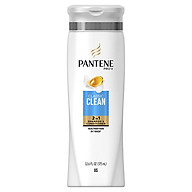 Dầu Gội & Xả Pantene Pro-V Clacssic Clean 2in1 375ml - USA thumbnail