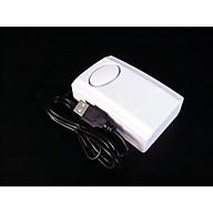 Thiết bị báo động chống trộm máy tính cắm USB (Tặng kèm 02 nút kẹp cao su giữ dây điện) thumbnail