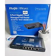 Router Wifi Ruijie Reyee RG-EG105G-P 5-Port, Hàng Chính Hãng. thumbnail