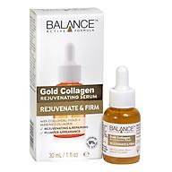 Tinh Chất Chống Lão Hóa Balance Gold Collagen Rejuvenating Serum (30ml) thumbnail