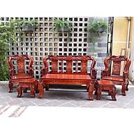 Bộ bàn ghế salon gỗ Tràm Tay 12 Đỉnh Hổ Phù thumbnail