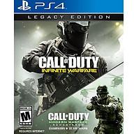 Đĩa Game Sony PS4 Call of Duty Infinite Warfare - Hàng Nhập Khẩu thumbnail