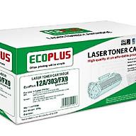 Mực in laser EcoPlus 12A 303 FX9 Universal (Hàng chính hãng) thumbnail