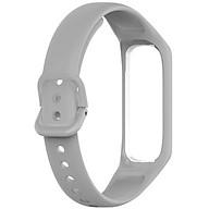 Dây đeo tay bằng silicon cho Samsung Galaxy Fit2 SM-R220 thumbnail