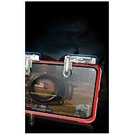 Bộ 2 Nút Bấm Chơi Game Bắn Súng PUBG, ROS Dòng T9 Cảm Ứng Trên Điện Thoại thumbnail