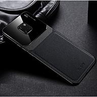 Ốp lưng da kính cao cấp hiệu Delicate dành cho Huawei Mate 20 Pro - Hàng nhập khẩu thumbnail