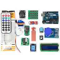 Bộ Kit Học Tập Thực Hành Lập Trình Arduino Uno R3 Cơ Bản V2 thumbnail