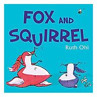 Fox And Squirrel thumbnail