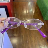 Gọng kính cận cho bé, mắt tròn bầu siêu dễ thương,dùng làm kính cận, kính chống bụi thumbnail