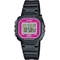 Đồng hồ nữ dây nhựa Casio LA-20WH-4ADF thumbnail