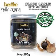Tỏi đen , Black Garlic Bestke, Cao cấp Xuất Khẩu , Hộp 250g thumbnail