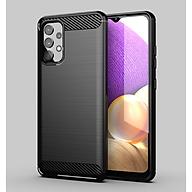 Ốp lưng chống sốc dành cho Samsung Galaxy A32 4G Silicon hàng chính hãng Rugged Shield cao cấp - Hàng Nhập Khẩu thumbnail