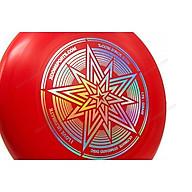 Đĩa Ném Frisbee 175 gram Red Ultra Star thumbnail