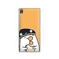 Ốp lưng dẻo cho điện thoại Sony Xperia Z3 - 01149 7901 DUCK04 - Hàng Chính Hãng thumbnail
