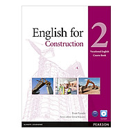 English for construction 2 Coursebook with CD-ROM thumbnail