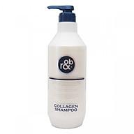 Dầu gội Collagen cho tóc bóng mềm giảm mùi hôi ngăn tóc bạc sớm R&B Collagen Shampoo, Hàn Quốc 1500ml thumbnail