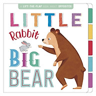 Little Rabbit, Big Bear thumbnail