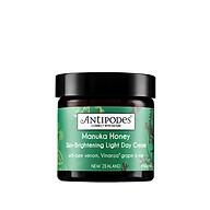 Kem Dưỡng Sáng Da Ban Ngày Antipodes Manuka Honey Skin-Brightening Light Day Cream 60ml thumbnail