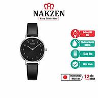 Đồng hồ Nữ Cao Cấp Nakzen Nhật Bản - SL9001L-1D - Hàng Chính Hãng thumbnail