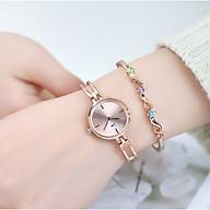 Đồng hồ nữ thời trang Hàn Quốc mặt nhỏ JW-6337 - Hàng chính hãng thumbnail