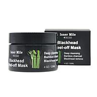120ml Face Mask Blackhead Cream with Bamboo Charcoal Deep Pore Cleanse Remove Blackhead Acne Peeling Mask Facial Nose thumbnail