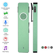 Mini Digital Voice Recorder Translator Real-time Transcription & Translation with Playback for Lectures Meetings thumbnail