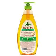 Dầu Tắm Ôliv Natural Nourish Virgin Olive Oil (650ml) thumbnail