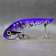 Mồi câu cá săn mồi Hirushima Vibration Fishsense H2 thumbnail