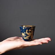 Chén Vàng uống trà Khổng Tước & Phù Vân thumbnail