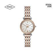 Đồng hồ nữ Fossil CARLIE MINI dây kim loại ES4649 - nhiều màu thumbnail