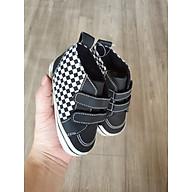 Giày vải sơ sinh phong cách thể thao cho bé trai mẫu mới thumbnail