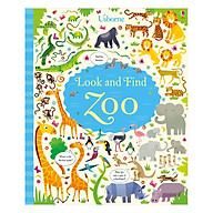 Usborne Look And Find Zoo thumbnail
