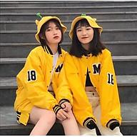 áo khoác dù dành cho nam nữ 2019 thumbnail