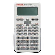 Máy Tính Học Sinh Vinacal 570ES Plus II -Xám Trắng - Hàng Chính Hãng thumbnail