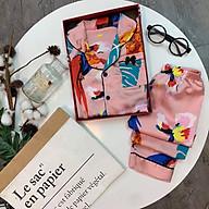 Bộ Pijama Cho Bé Gái màu sắc đa dạng thumbnail