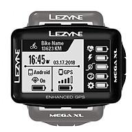 Đồng Hồ Đo Tốc Độ Lezyne Mega XL GPS (Đen) thumbnail