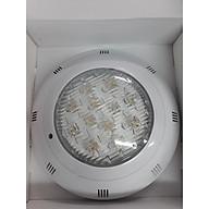 Đèn led hồ bơi tiết kiệm điện 12W-12V ánh sáng VÀNG NHẠT vỏ NHỰA H295 F70mm mã JKDYELOW1003 thumbnail
