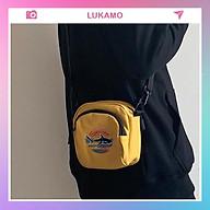 Túi vải bố trơn giá rẻ canvas đựng đồ quần áo thời trang giá rẻ LUKAMO TX316 thumbnail