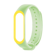 Follure Luminous Silicon Soft Wrist Strap Watch Band Replacement For XIAOMI MI Band 4 thumbnail