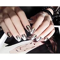 Bộ 24 móng tay giả nail thời trang như hình thumbnail