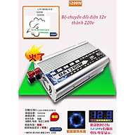 Bộ đổi điện 12v thành 220v 1200W thumbnail