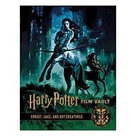 Harry Potter The Film Vault Volume 1 Forest , Sky and Lake Dwelling Creatures (Harry Potter The Film Vault 1) (Hardback) (English Book) thumbnail
