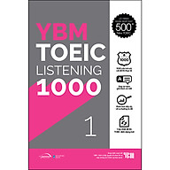 YBM Actual Toeic Tests LC 1000 - Vol 1 thumbnail